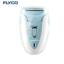 women body shaver UK - Flyco Professional Rechargeable Fashion Lady Shaver Hair Removal Device Female women Epilator Electric Shaving Scraping FS7208