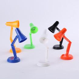 mini table lamps 45v 114mm led reading light mini table lamps night light free shipping