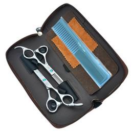 $enCountryForm.capitalKeyWord UK - 5.5Inch Jason 2017 JP440C Cutting&Thinning Scissors Set Barber Hairdressing Scissors Salon Stainless Steel Hair Shears Kit , LZS0305