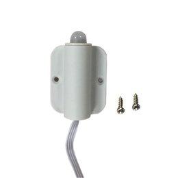 DC12V Build - Out датчик тела переключатель для LED свет шкафа дверь триггер датчик Build-out рука сканирования переключатель завод Didrect