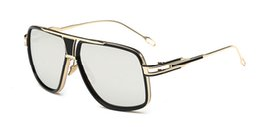 $enCountryForm.capitalKeyWord Canada - Wholesale- Explosion Models Trend Men's Women's Big Box Retro Metal Classic Frog Mirror Sunglasses Couple