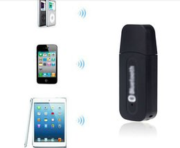 Discount m1 bluetooth - Wholesale- Enjoy music Hot Sales USB Bluetooth Music Receiver Adapter 3.5mm Stereo Audio For iPhone 4 5 6 7 M1