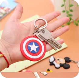 $enCountryForm.capitalKeyWord Canada - Creative 3d Cartoon Soft Rubber Key Chain Key Ring Lovely Personality Pendant Car Key Chain Pendant Gift