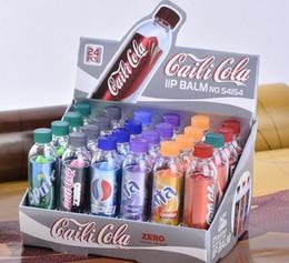 $enCountryForm.capitalKeyWord Canada - Makeup Lipstick Change Color Cola sweet cute Moisturizer Faint scent Lip Balm Lip stick good selling