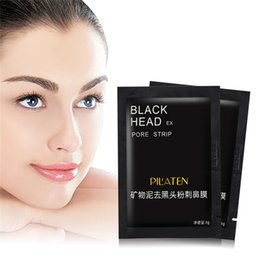$enCountryForm.capitalKeyWord NZ - 400pcs lot PILATEN Facial Minerals Conk Nose Blackhead Remover Mask Pore Cleanser Nose Black Head EX Pore Strip New Packing DHL