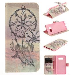 Huawei p8 lite poucHes online shopping - Wallet Leather Case For Samsung Galaxy S9 PLUS A8 S8 J3 J5 A5 A3 LG LV3 Huawei P8 LITE Cartoon Flower London Tiger TPU Stand Cover