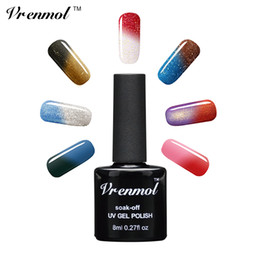 $enCountryForm.capitalKeyWord UK - Wholesale-Vrenmol 1pcs UV Nail Gel Polish Long lasting Gel Soak off Temperature Color Changed Gel Lacquer Thermal Mood Varnish
