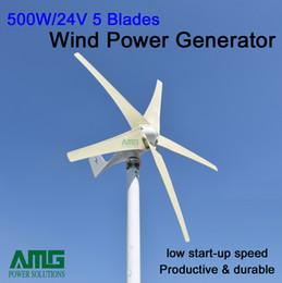 12v turbine online shopping - AMG w windmill turbine generator kit free energy generator v or v blades low start up for residential use