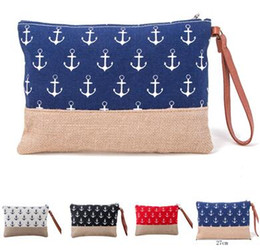 $enCountryForm.capitalKeyWord NZ - Hand Bags Anchor High Quality Women Famous Brand Designer Canvas Small Handbags Women Messenger Bags 4 Colors DHL Free Shipping