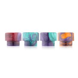 $enCountryForm.capitalKeyWord Canada - Free DHL resin drip tip fit AV rda,Kennedy 24 rda, Goon 528 rda, etc electrical cigarette drip tips Epoxy Resin Wave Drip Tips Mix Color