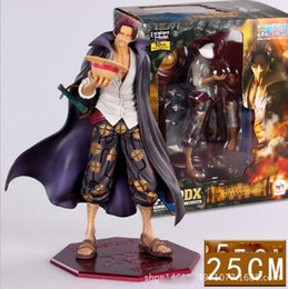 Neo Toys Canada - Birthday gift Megahouse One Piece SHANKS LE ROUX POP NEO-DX Red Haired Shanks 25cm Models PVC Collection