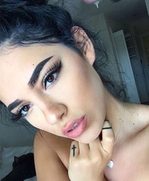 $enCountryForm.capitalKeyWord Canada - 10pair Hot Curl Long Eyelash Extension Soft Black Fake False Eye Lashes Natural Makeup Tool Volume Eyelashes