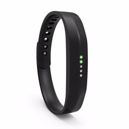 fitbit flex replacement rubber UK - Silicone Replacement Rubber Band for Fitbit Flex 2 Bracelet Wrist Strap High Quality Free Shipping