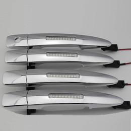 Venta al por mayor de Manijas de la puerta del LED Perilla de la barra para Nissan Teana Sylphy Murano Señal Luces de luces de circulación diurnas Piezas de repuesto