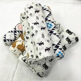 $enCountryForm.capitalKeyWord Canada - Baby Muslin Swaddling Organic Cotton Wraps Ins Nursery Bedding Newborn Blankets Ins Swaddles Bath Towels Parisarc Robes Quilt Sleepsack 1792