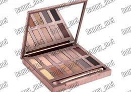 $enCountryForm.capitalKeyWord Canada - Factory Direct DHL Free Shipping New Makeup Eyes Nude UB Eyeshadow Palette 12 Colors Eye Shadow!