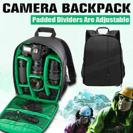 $enCountryForm.capitalKeyWord Canada - Green Red Waterproof Shockproof SLR DSLR Camera Bag Case Backpack For Canon Sony Nikon
