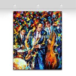 $enCountryForm.capitalKeyWord Canada - Framed Michael Jackson Jazz Music Soul Play Figure,High Quality Handpainted Modern Pop Wall Art Oil Painting on Canvas Multi sizes 174