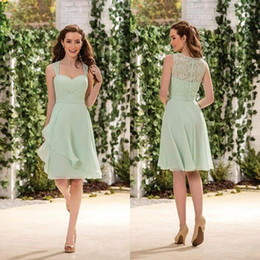 $enCountryForm.capitalKeyWord Canada - New Jasmine Sage Country Style Short Bridesmaid Dresses Sweetheart Spaghetti Straps Cheap Mint Green Maid Of Honor Mint Gowns