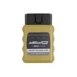 Discount adblue obd2 emulator - AdblueOBD2 for BENZ adBlue DEF and NOx Emulator via OBD2 Plug and Drive Ready Device