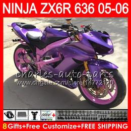 Discount Zx6r Fairings Matte | Kawasaki Zx6r Fairings Matte