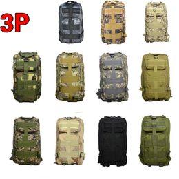 Discount military tactical backpack rucksacks - Designer Backpack Camouflage Backpacks Military Tactical Bag Molle Rucksacks Outdoor Sport Camping Walking Bags Travllin