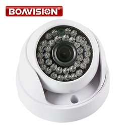 Chinese  HD 720P 1080P Mini CCTV AHD Camera Dome Security Video Surveillance 2MP IR 20M Night Vision 3.6mm lens 1.0MP AHD Cameras manufacturers