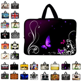13 Tablets Australia - Neoprene Laptop Bag For Notebook Netbook Sleeve Cases Tablet Pouch For 7 8 10 12 13 13.3 15 15.6 17 inch Mini Computer Briefcase