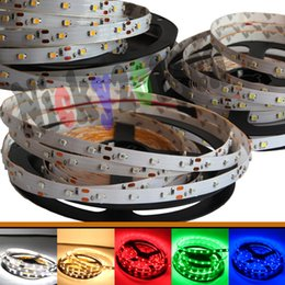 Discount warm 8mm led 12V 3528 LED Flexible Strip Light Tape Ribbon IP20 Non Waterproof 60LEDs m 8mm Width
