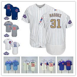 02f578e8 ... Mens Chicago Cubs 31 Fergie Jenkins Jersey Home White Road Bule Grey  Flex Base 31 Fergie Jenkins Jersey Cooperstown Baseball Vintage Mitchell  And Ness ...