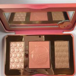 $enCountryForm.capitalKeyWord Canada - 2017 Newest Makeup Sweet Peach Glow Powder long-lasting natural powder face Cosmetic blush high quality DHL free