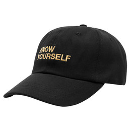 Free shipping 2017 hot selling new cap 6 Panel snapback Baseball hat DRAKE  OVO KNOW YOURSELF hat caps men women casquette fashion f620efc8e0ed
