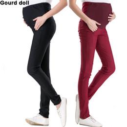 Leggings Pregnant Australia - Plus Sizes Maternity Pants for Pregnant Women Maternity leggings for 2017 Overalls Pregnancy Pants Maternity Clothing