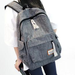 1142c4bb574 Retro Canvas Print Backpacks Girls Floral School Bags Casual Zipper Closure  Knapsack Bags Women s Double Shoulder Bags