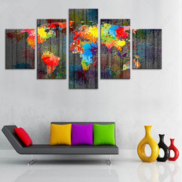 World map art canvas australia new featured world map art canvas 8 photos world map art canvas australia 5 piece canvas art posters and prints nordic wall prints gumiabroncs Gallery