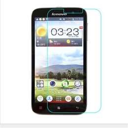Lenovo phab online shopping - For Lenovo A850 PHAB VIBE P1 A8 A6800 A5000 S650 S850T PHAB Plus Vibe C2 Explosion proof Glossy Tempered Glass Screen Protector