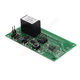 Diy Power Switch NZ - Freeshipping DIY DC 5V-24V 80MHz  160MHz 32-bit Wifi Wireless Switch w  Sonoff SV(safe voltage) Tensilica L106 Core Low Power for Smart Home