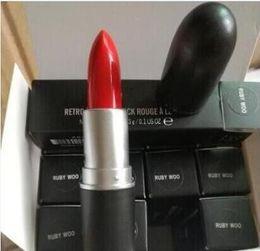 $enCountryForm.capitalKeyWord UK - 2017 HOT NEW M brand Makeup Luster Lipstick Frost Lipsticks Matte Lipstick Velvet 3g 24 colors lipstick with english name 24 pcs set Free