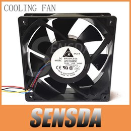 $enCountryForm.capitalKeyWord Canada - Free Shipping Strong winds of 12 cm 12CM fan 48V 1.64A AFC1248DE 4 wire PWM speed control server inverter cooling fan