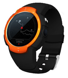 Smartwatch Gps Wifi Camera Canada - SW06 Android 5.1 SmartWatch Phone 3G Outdoor Camera Heart monitor GPS WIFI Pedometer Sleep Monitor Weather Install Apps Waterproof