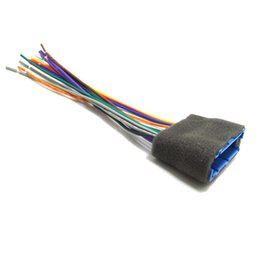 feeldo car radio audio stereo wiring harness audio harness nz buy new audio harness online from best sellers wiring harness news at couponss.co