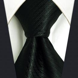 Corbata Negra Extra Larga Online | Corbata Negra Extra Larga
