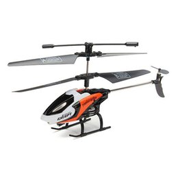 Discount rc helicopters rtf - Wholesale- FQ FQ777-610 AIR FUN 3.5CH RC Remote Control Helicopter RTF With Gyro Orang