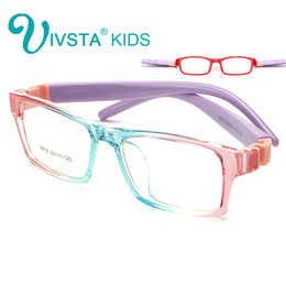 90f8eee841 IVSTA 8818 gafas ópticas irrompibles marco niños gafas niños marcos de  anteojos TR gafas ópticas prescripción sin tornillo