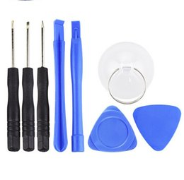 Tools kiT cell repair online shopping - Cell Phone Repair tools in Repair Pry Kit Opening Tools Pentalobe Torx Slotted screwdriver For Apple iPhone S s moblie phone