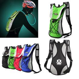 NyloN water bladder online shopping - Water Bladder Bag Backpack Hydration Packs Pack Hiking Camping L