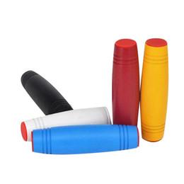 RolleR spinneR online shopping - Mokuru Fidget Stick Rollver Wooden Rods Sticks Fidget Spinner Toy Desktop Roller Mobar Flip Gag Stick Decompression Stress Relif Toys DHL