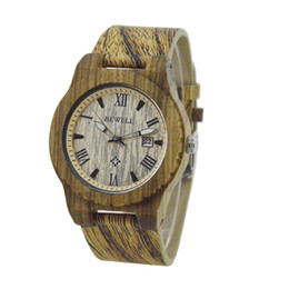 natural solar UK - Outdoor slim wooden watches Quartz wristwatch made from natural wooden Unique desigh