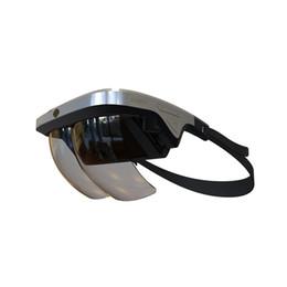 Neue Trend-Mobile-Augmented-Reality-Brille von 2018, die perfekt mit ARKIT AR Core AR-Display für Android und IOS kompatibel ist