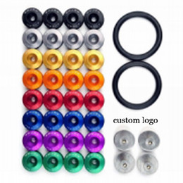 Wholesale Quality Custom CNC Quick Release Car Body Trunk Bumper Fastener Kits Fashionable Tuning Fixing Hardware Car Accessories